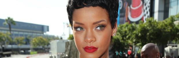 Rihanna en los VMA 2012
