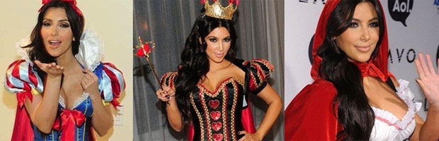 Kim-Kardashian-y-sus-disfraces