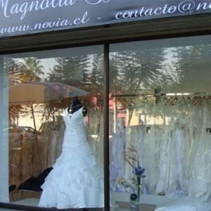 Tiendas vestidos de novia en santiago
