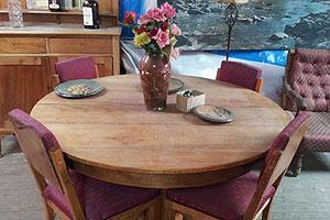 Reciclaje de muebles: Una forma barata de decorar al estilo \