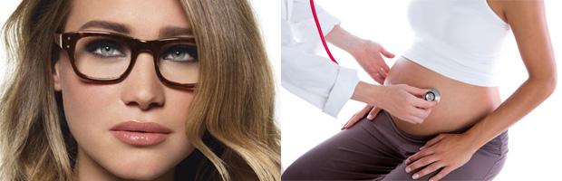 embarazada-con-lentes