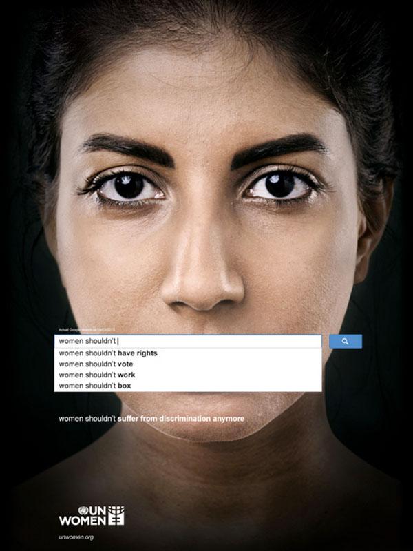 ONU, mujeres, campaña, equidad