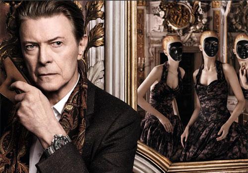 David Bowie, Louis Vuitton