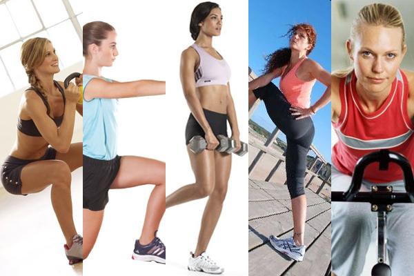 tipos de ejercicios para hacer piernas