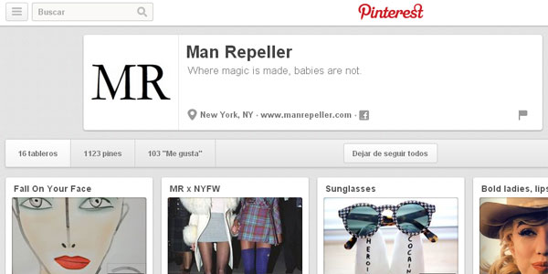 redes sociales: man repeller