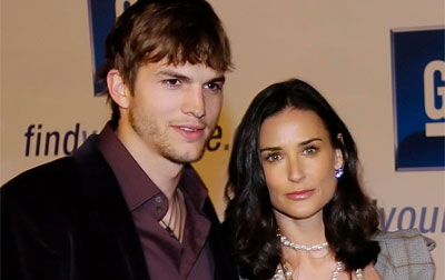 ashton kutcher, demi moore, menor