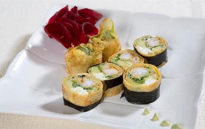 sushi, tempura, afrodisíaco