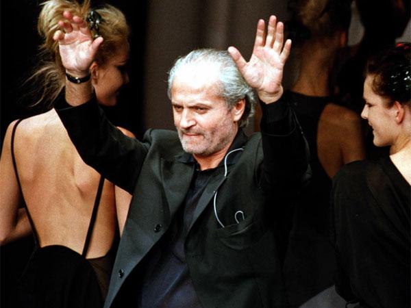 Gianni Versace, diseñador, diseñadores, muere