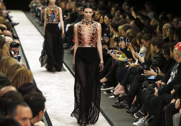 kendall, kendall jenner, givenchy, paris