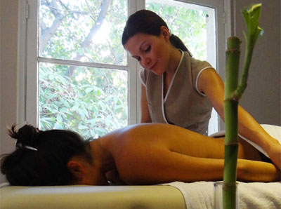 mandala, spa, cuerpo, masaje