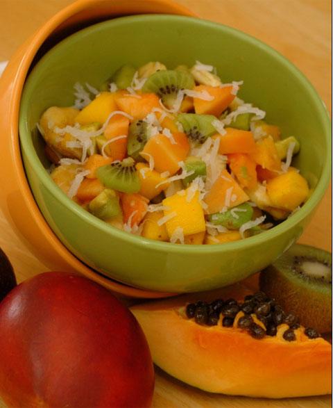 dieta, fruta