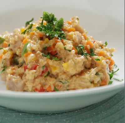 quinoa, alimentos