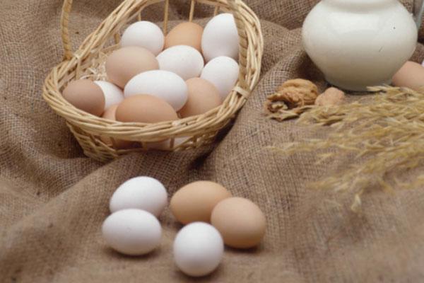 huevos, alimentos, cabello