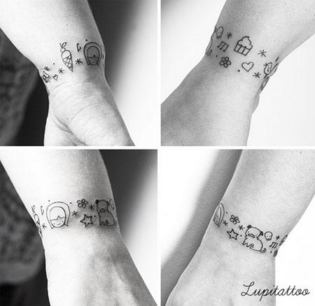 Isidora Morales, Lupi Tattoo, tatuaje, tatuadora