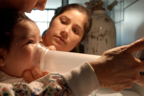 enfermedades respiratorias, influenza