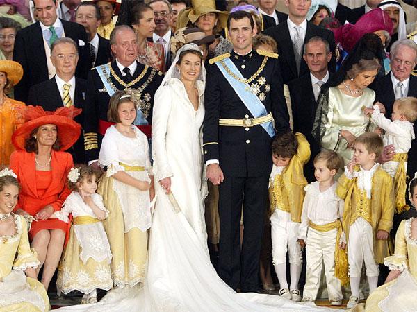 letizia, matrimonio