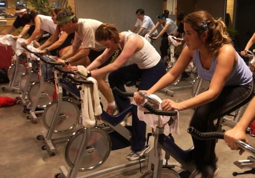 spinning, trote, entrenamiento