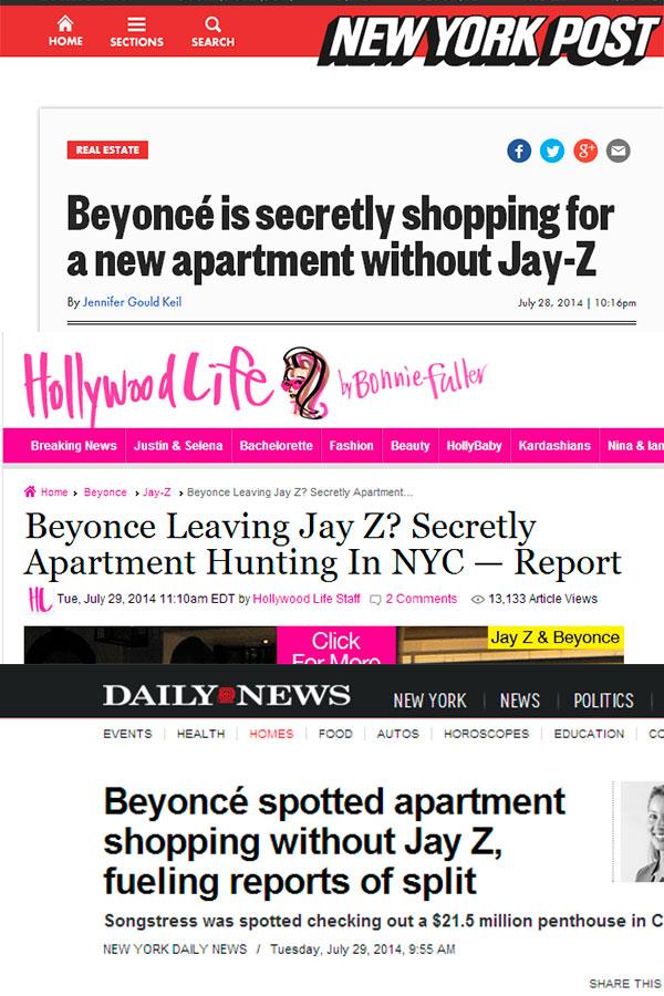 rumores, Beyoncé, Jay-Z, Instagram