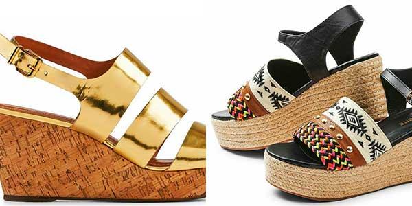wedges, zapatos, paris