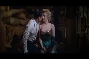 """Captura de pantalla película """"Bus Stop"""""""