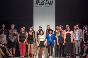 Imagen: Santiago Fashion Week 2014