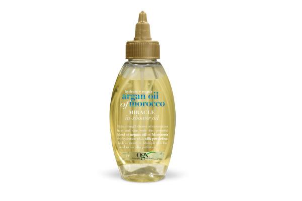Aceite de argán extrafuerte de marruecos ayuda a dejar tu cabello lustroso, suave y brillante.