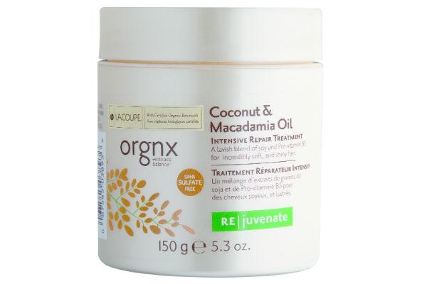 Tratamiento La Coupe Coconut Macademia. esta crema ayuda a fortalecer y reparar el cabello. Además contiene  Pro-vitamina B5 que dejará el cabello suave y brillante.