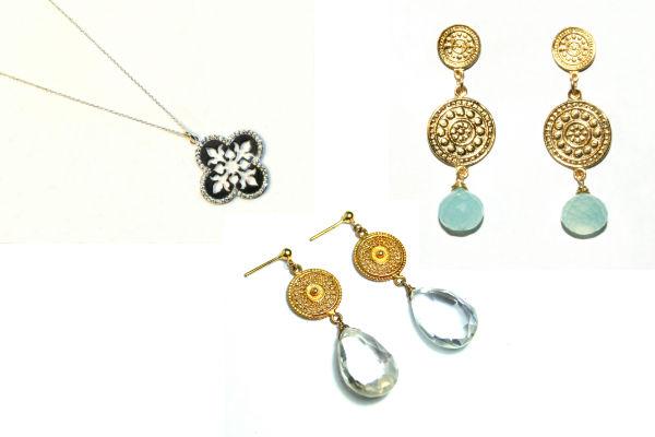 Joyas Vero Piraino se caracteriza por mezclar lo clásico con lo artesanal, lo chic con lo estiloso y entregar una oferta para distintas edades y estilos.