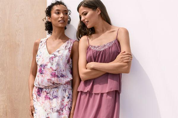 Un look fresco, colorido y muy cómodo es lo que Esprit presenta para resaltar la feminidad e identidad de cada mujer.