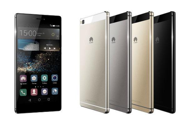 El Huawei P8 cuenta con un sistema de antena dual, es decir una antena en cada extremo del teléfono, lo que impide cualquier problema de señal.