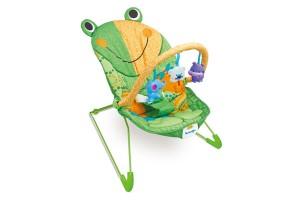La Silla Nido Vibradora de Bebeglo es perfecta para estimular la sensibilidad táctil y visual del bebé con distintos juegos, además de calmarlos con la vibración de su asiento.