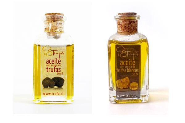 Aceites de Trufas, un producto único en Katankura