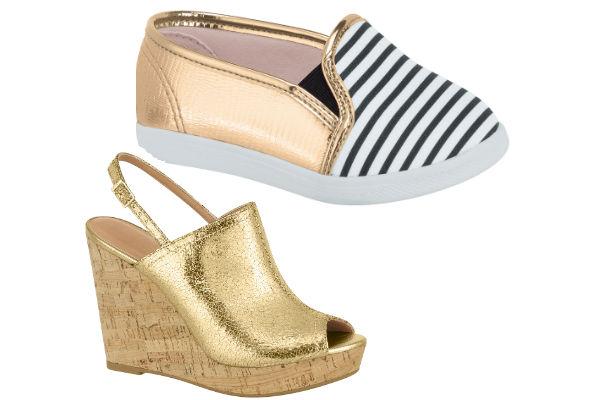 Los zapatos Beira Rio tienen como prioridad la moda, el confort, el encanto y son sofisticados.
