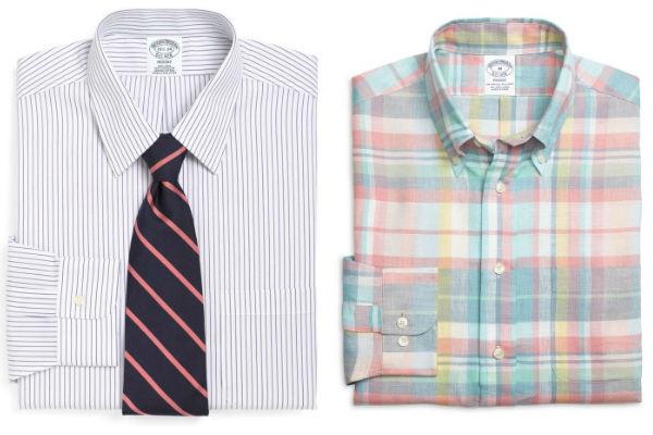 Camisas para todos los estilos en Brook Brothers