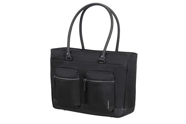 La marca Samsonite lanza su colección Bussines Lady,ideal para llevar al trabajo. Son carteras con múltiples compartimientos, de material liviano y fuerte.