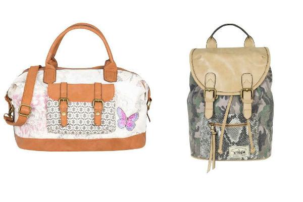 Una colección muy variada, entretenida y juvenil, es la nueva apuesta de Xtrem Spirit que incluye carteras de todos los tipos, mochilas, bolsos de viaje, monederos, billeteras y  cosmetiqueros.