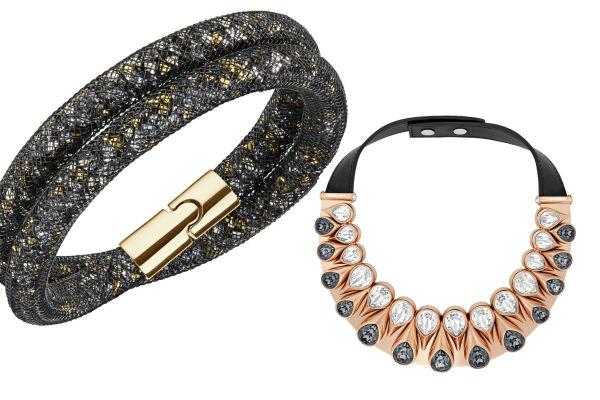 Swarovski tiene joyas ideales para todo tipo de mujer,desde las más tradicionales a las más vanguardistas.