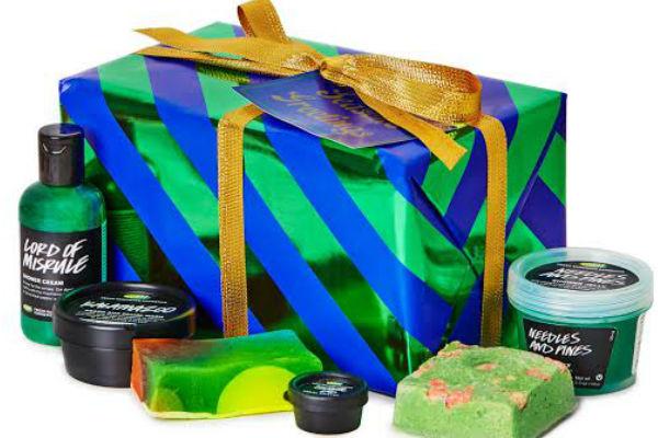Estas cajas de LUSH están llenas de sorpresas y se venden en todas las tiendas
