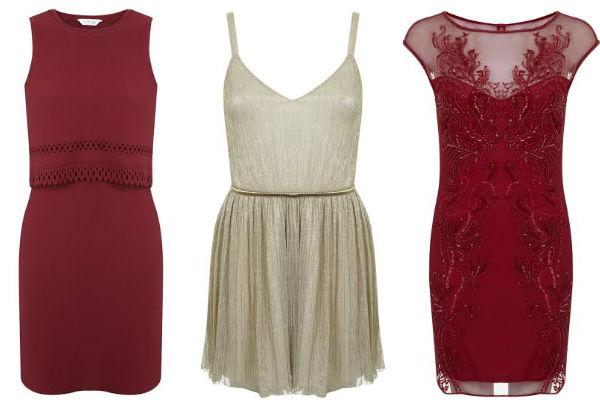 Vestidos de Miss Selfridge