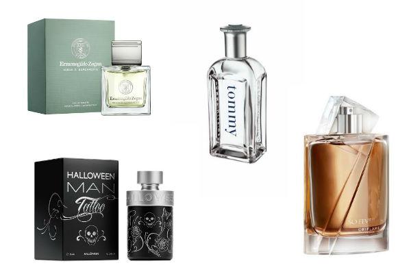 Fragancias para ellos: Acqua di Bergamoto, Halloween, Tommy y So Fever de Oriflame