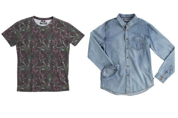 Polera y Camisa disponible en Americanino