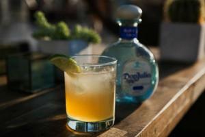 Margarita: Tequila y jugo de limón, en una copa escarchada con sal.Gentileza Tequila Don Julio