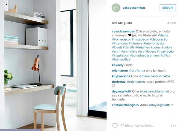 Publicada en Instagram por @casadasamigas