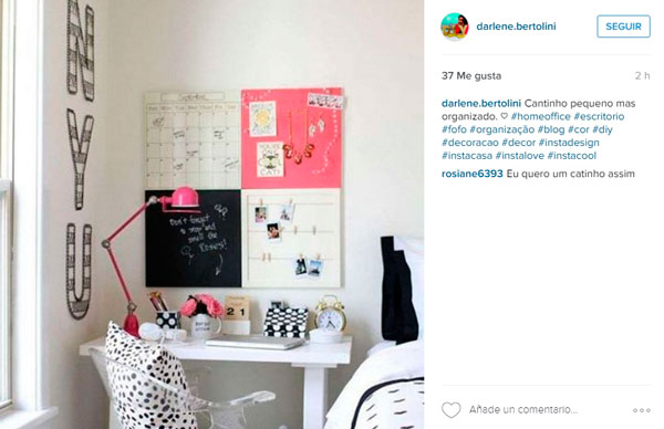 Publicada en Instagram por @darlene.bertolini