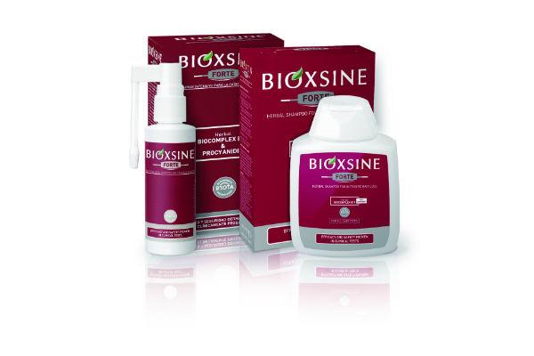 Bioxsine para la caída del cabello linea forte