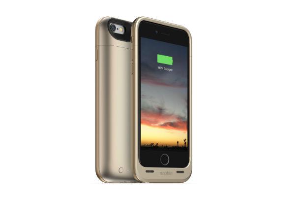 Carcasa ultra delgada  iPhone 6 Gold.