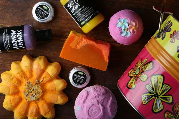 Set de productos Lush