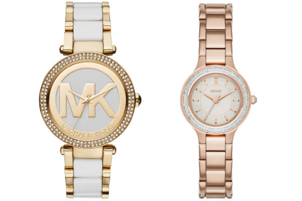 Reloj Michael Kors  y reloj Donna Karan New York.
