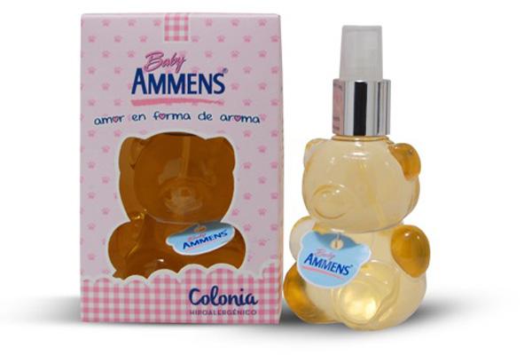 Toda la tradición del aroma Ammens para ti y tu bebé.