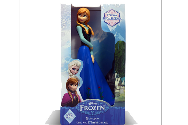 Shampoo Frozen